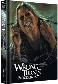 Wrong Turn 5: Bloodlines Motiv Edition