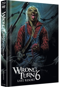 Wrong Turn 6: Last Resort Motiv Edition