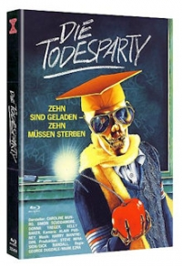 Die Todesparty Cover A