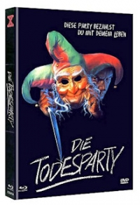 Die Todesparty Cover B