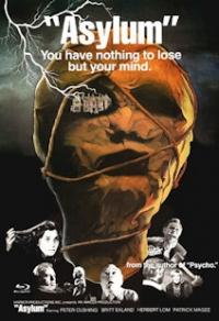 Asylum Cover A