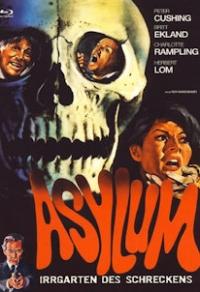 Asylum Cover B