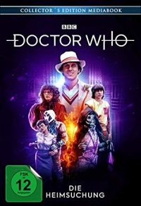 Doctor Who - Die Heimsuchung Limited Mediabook