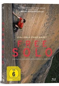Free Solo Limited Mediabook