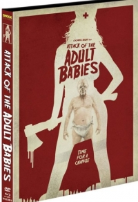 Attack of the Adult Babies Cover A