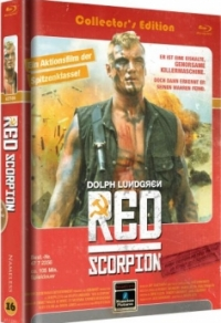 Red Scorpion Cover D