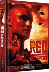 Red Scorpion Cover E