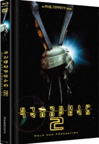 Starship Troopers 2: Held der Föderation Cover A
