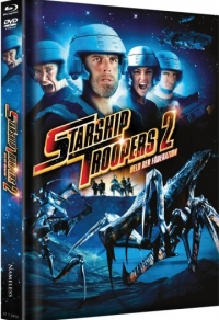 Starship Troopers 2: Held der Föderation Cover B