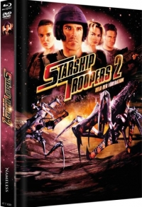 Starship Troopers 2: Held der Föderation Cover C