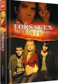 The Forsaken - Die Nacht ist gierig Cover B