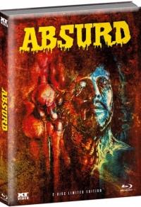 Absurd Limited Mediabook