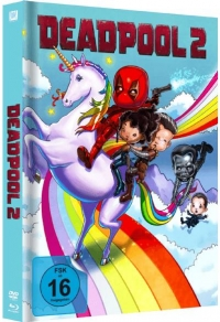 Deadpool 2 Limited Mediabook