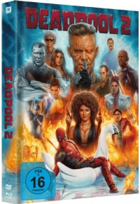 Deadpool 2 Limited Mediabook