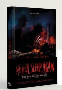 Never Sleep Again Limited Mediabook