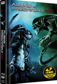 Alien vs. Predator 2 Cover B