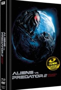 Alien vs. Predator 2 Cover C