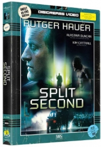 Split Second Cover A