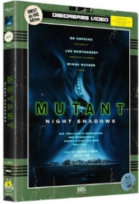 Mutant II Limited Mediabook
