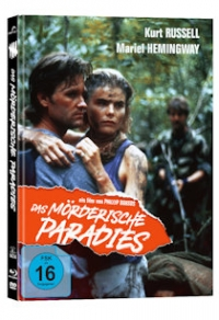 Das Mörderische Paradies Cover A