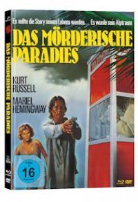 Das Mörderische Paradies Cover B