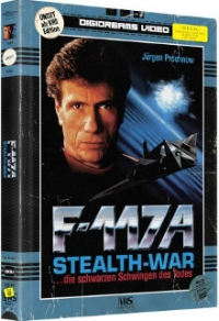 F-117A - Stealth-War Limited Mediabook