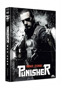 Punisher: War Zone Cover B