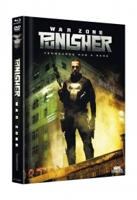 Punisher: War Zone Cover C