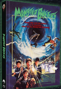 Monster Busters Cover