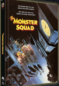 Monster Busters Cover D