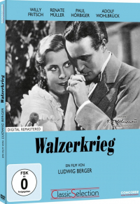 Walzerkrieg Limited Mediabook