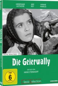 Die Geierwally Limited Mediabook