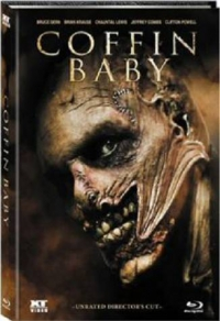 Coffin Baby Limited Mediabook