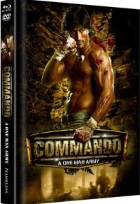 Commando: A One Man Army Cover A