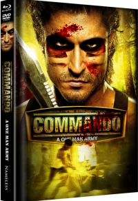 Commando: A One Man Army Cover B