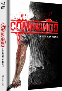Commando: A One Man Army Cover D