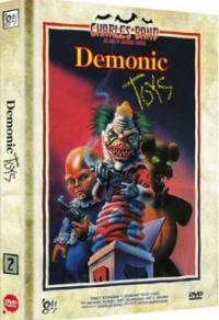 Demonic Toys Limited Mediabook