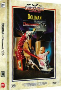 Dollman vs. Demonic Toys Limited Mediabook