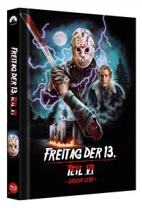 Freitag der 13. Teil 6 - Jason lebt! Cover D
