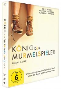 König der Murmelspieler Limited Mediabook