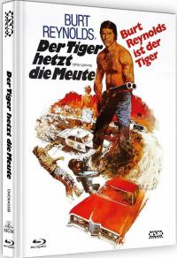Der Tiger Hetzt die Meute Cover B