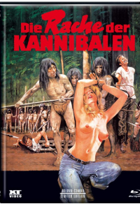 Die Rache der Kannibalen  Cover A