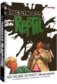 Das schwarze Reptil Cover A