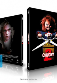 Chucky 2 - Die Mörderpuppe ist zurück Cover B