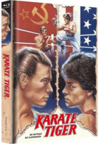 Karate Tiger Cover B