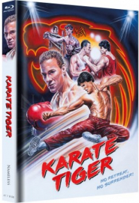 Karate Tiger Cover C