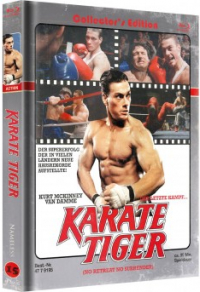 Karate Tiger Cover D