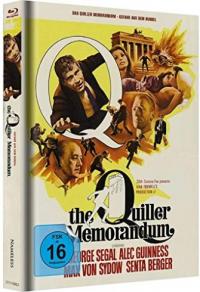 The Quiller Memorandum - Gefahr aus dem Dunkel, Das Cover B