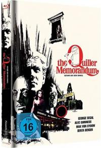The Quiller Memorandum - Gefahr aus dem Dunkel, Das Cover C