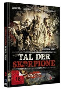 Tal der Skorpione Limited Mediabook